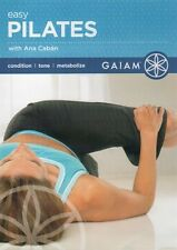 Pilates DVD for Beginners - Pilates Made Easy - Ana Caban!