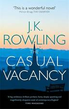 THE CASUAL VACANCY J. K. Rowling New Paperback
