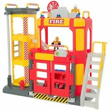Tonka town fire station playset