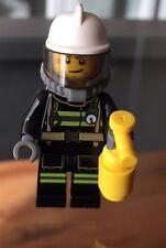New Lego Firefighter Split From Lego City Fire  Set 60106