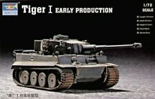 Trumpeter 1/72 Tiger I Early # 07242