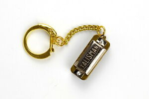 "Vintage Mini harmonica ""Talisman"",pendant.Made in Czechoslovakia"
