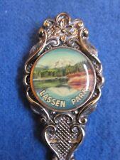 Lassen Park California Collectible Silver Spoon - Souvenir