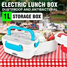 Portable 220V Electric Lunch Box Heated Heating Bento For Food Warmer