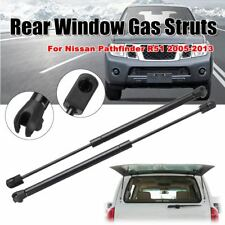 2Pcs Rear Window Tailgate Glass Gas Struts For Nissan Pathfinder R51 2005-2013