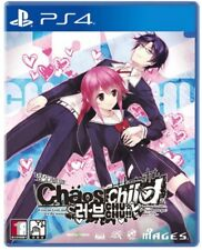 PS4 Chaos Child Love Chu Chu Korean Version  Free Shipping & Free Gifts
