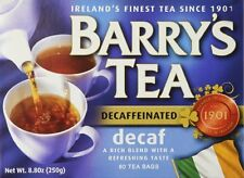 Barrys Tea Decaffeinated Tea Bags - 80 Count  FREE SHIPPING