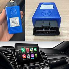 NTG5 S1 Für Apple Carplay OBD 2 Aktivierungstool Für Mercedes Benz A/B/GLA Class