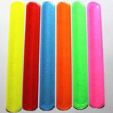 50 PCS assorted colors Magic Slap Band Bracelets B-5