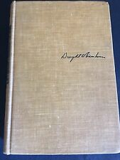 Crusade In Europe By Dwight D. Eisenhower Hardcover 1948 First Edition