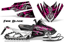 ARCTIC CAT M CROSSFIRE SNOWMOBILE SLED GRAPHICS KIT WRAP CREATORX FBPB