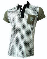 Polo T-shirt Datch maglia maniche corte short sleeves 100% COTONE cotton man Uom
