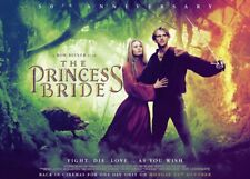 """The Princess Bride ( 11"""" x 15.5"""" ) Movie Collector's Poster Print - B2G1F"""