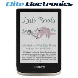 """PocketBook Color Moon Silver 6"""" E-Ink Kaleido Touchscreen Dual Core"""