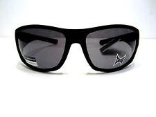 TAPOUT Unisex MAGNUM GREY HELIOSPHERIC LENS Wrap Sunglasses  TPSUN1018  NWT  $90