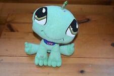 Hasbro Littlest Pet Shop LPS Plush Iguana Stuffed Animal 2008