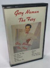 Gary Numan - The Fury - Used Condition - Cassette/Tape NUMAC1003