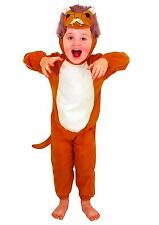 LION TODDLER KIDS FANCY DRESS WORLD BOOK DAY CHILDREN ANIMAL PARTY COSTUME 2-4
