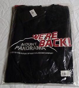 NEW Nissan Motorsport T-shirt Men's Size XL Bathurst Were Back! Sealed with Tags