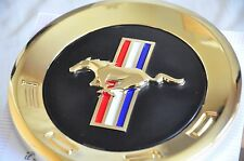 Ford Mustang cheval GT500 GT 500 muscle car Bagde badge coffre 24K Plaqué Or