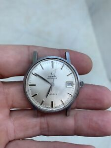 omega vintage geneve automatic watch mens
