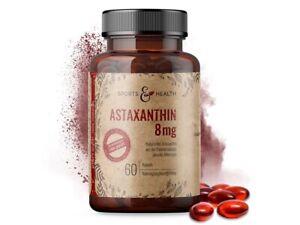 Astaxanthin 8 mg Kapseln