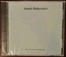 JOSEPH RUBENSTEIN - MUSIC FOR FILM AND TELEVISION CD