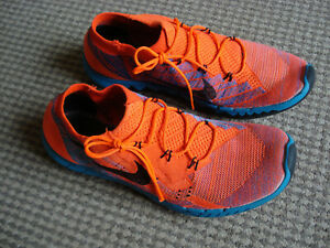Nike Barefoot Ride 3.0 UK10 Flyknit