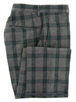 Neuf Incotex Vert Foncé Pantalon - Extra Slim - (S0T030S5455711)
