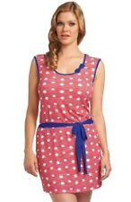 FREYA HELLO SAILOR RED BEACH DRESS / TUNIC SIZE S 10-12 NEW WITH TAGS