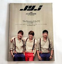 THE JYJ MAGAZINE No.2 July 2013 JAPAN PHOTO BOOK Jaejoong Yuchun Junsu TVXQ KPOP