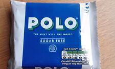 POLO MINTS SUGAR FREE 5 X 25g PACK , FREE POSTAGE