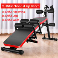 Abdominal Trainers Push Ups Workout Sit-up Exerciser Home Trainer Dumbbell Bench