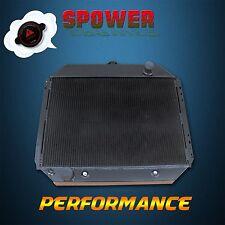 4 Row Aluminum Radiator For Ford F Series Truck F100 F150 F250 Bronco V8 68-79