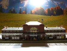 Bahnhof mit Figuren       20/349