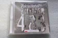 Tokio Hotel - Zimmer 483 CD PL Polish RELEASE