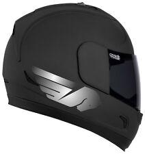 Helm Aufkleber für Buell Fahrer XB9 XB12 XB1 1125 1190 RX Verkleidung # silber
