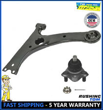 03-13 Toyota Matrix Vibe Corolla (1) Front Left Lower Control Arm W/ Ball Joint