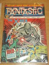 FANTASTIC #65 BRITISH WEEKLY 11TH MAY 1968 X-MEN^