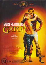 Gator DVD RARE Burt Reynolds Lauren Hutton SEQUEL ~ WHITE LIGHTNING BRAND NEW R4