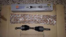 Ford ranger BT50 2007 model  drive axle shaft front RH