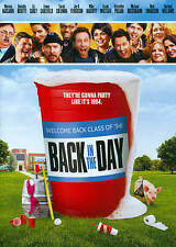 Back in the Day (DVD, 2014), NEW and Factory Sealed