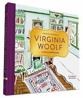 Library of Luminaries: Virginia Woolf: An Illustrated Biography (Hardback or Cas