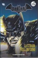 Batman La Leggenda  LA STRADA PER L'INFERNO  DeAgostini N°28 serie platino nuovo