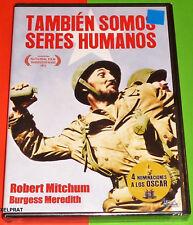 TAMBIEN SOMOS SERES HUMANOS / STORY OF G.I. JOE -DVD R2- English Español - Preci