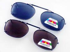 Adjustable CLIP ON Sunglasses Polarised Polarized 100% UV Fishing Driving Extend