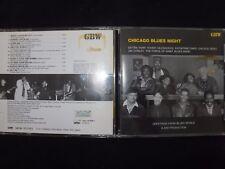 CD CHICAGO BLUES NIGHT / RARE /