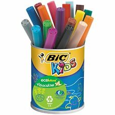 Bic Kids Visacolor XL Ecolutions feutres de Coloriage - Pot 18