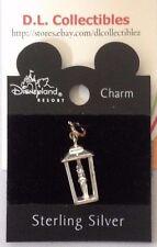 Disney Sterling Silver Charm Piece - Tinker Bell in Lantern Dangle Charm