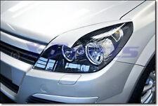 Scheinwerferblenden Böser Blick Opel Astra H Gutachten Original Mattig Neu